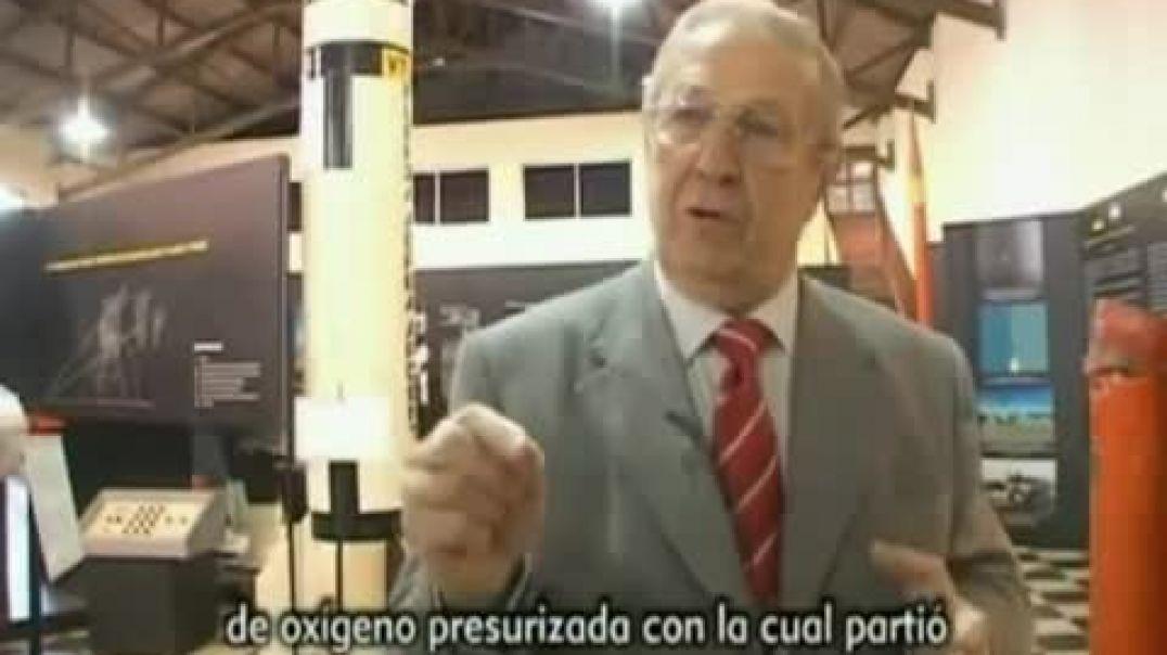 Juan, el primer astronauta argentino