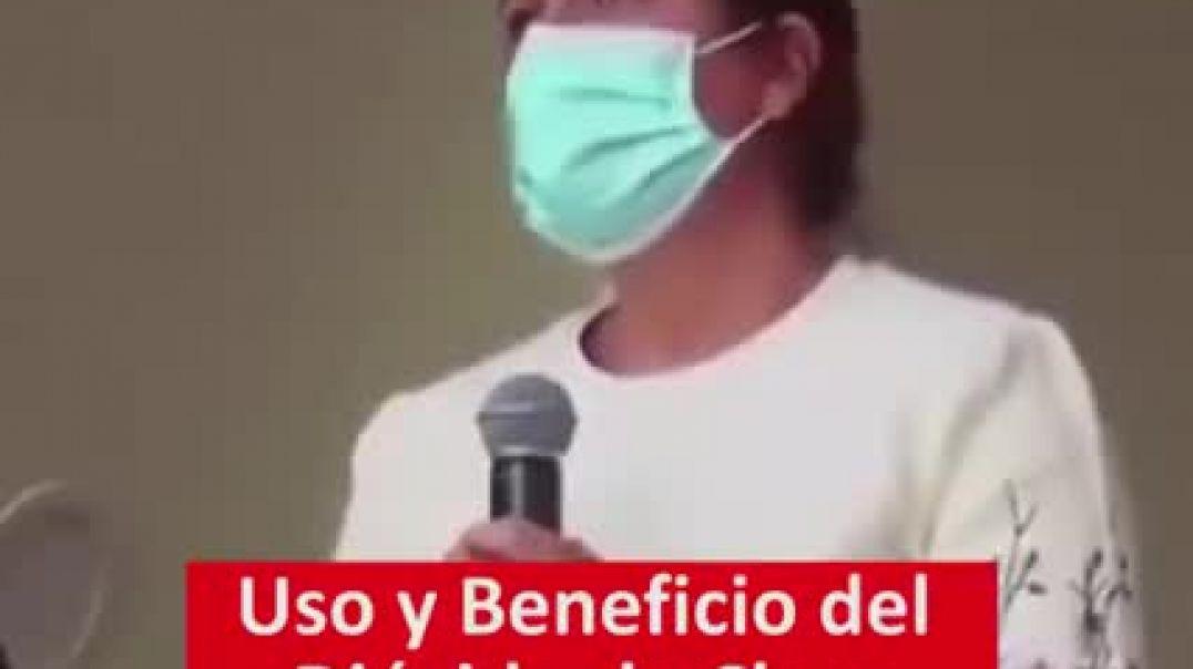 Gobierno de BOLIVIA  Aprueba uso de Dioxido de Cloro (CDS)