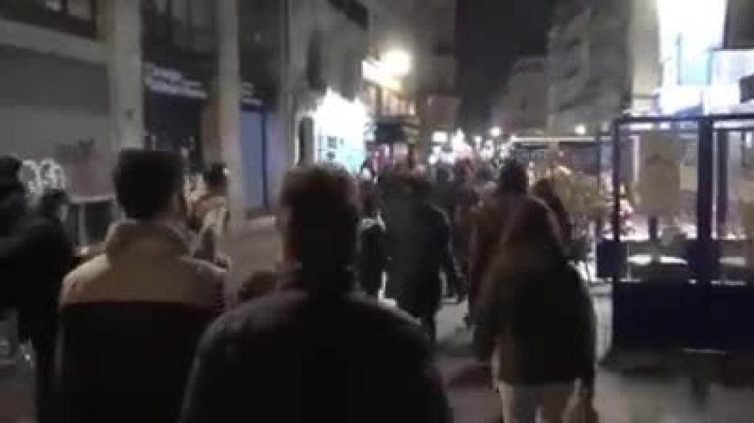 París toque de queda