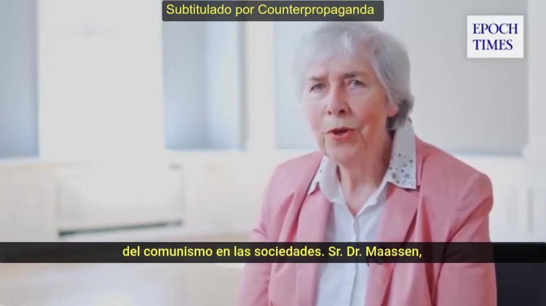 Hans-Georg Maassen: Así es como se disfraza el comunismo: antifascismo, antirracismo, ecologismo...