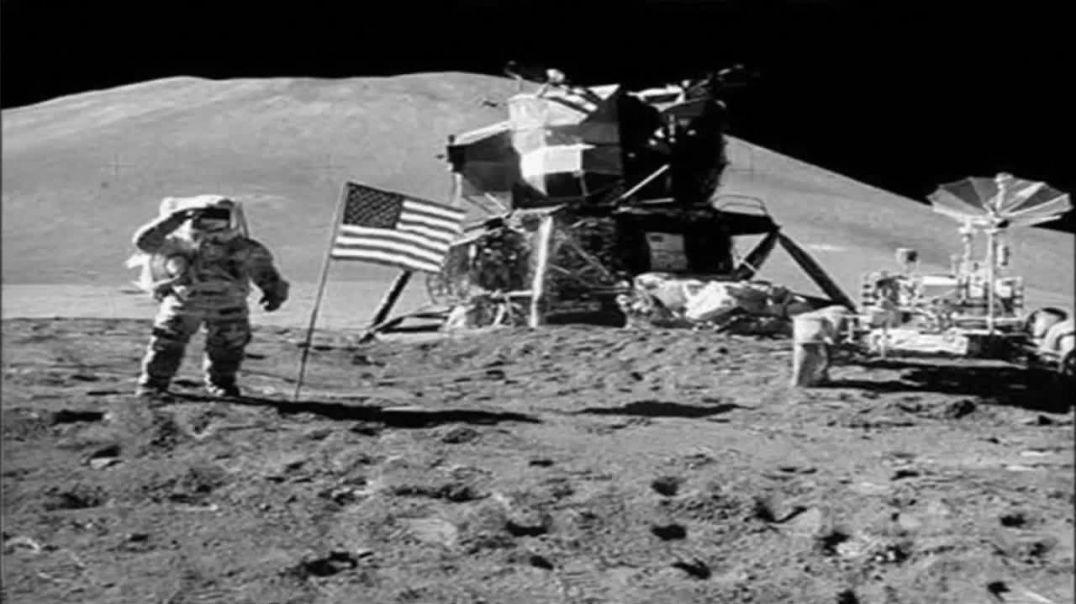 Nazis pioneros en la luna y marte
