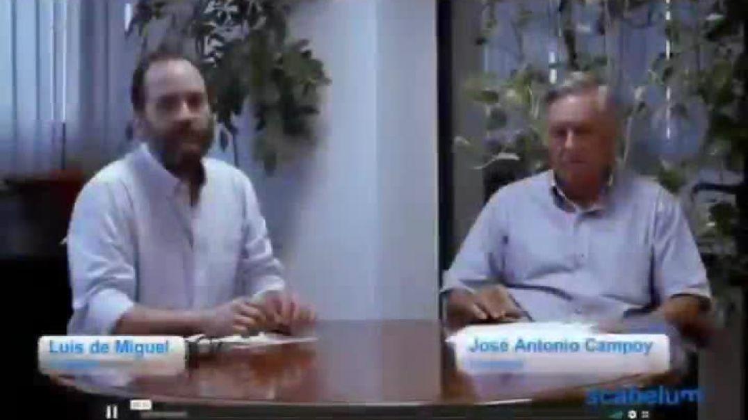 Entrevista de Luis de Miguel a José Luis Campoy.