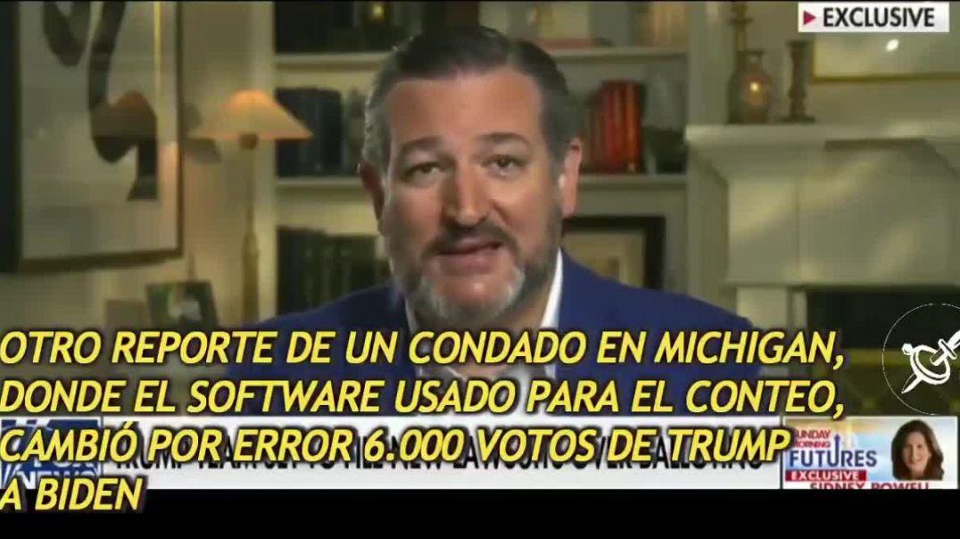 Entrevista de Fox News a Ted Cruz, Senador de los Estados Unidos