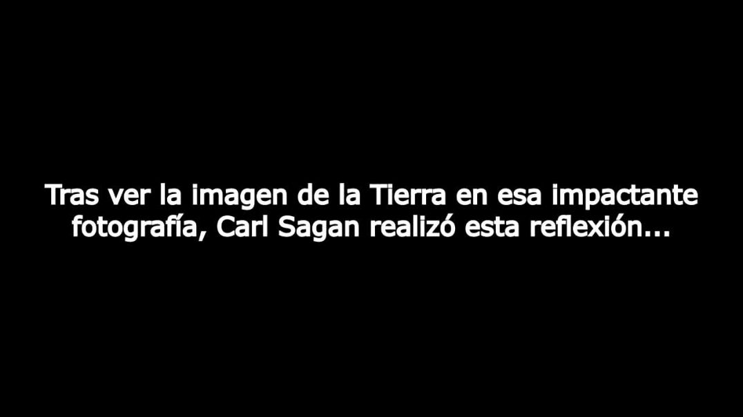 Carl Sagan - Un punto azul pálido