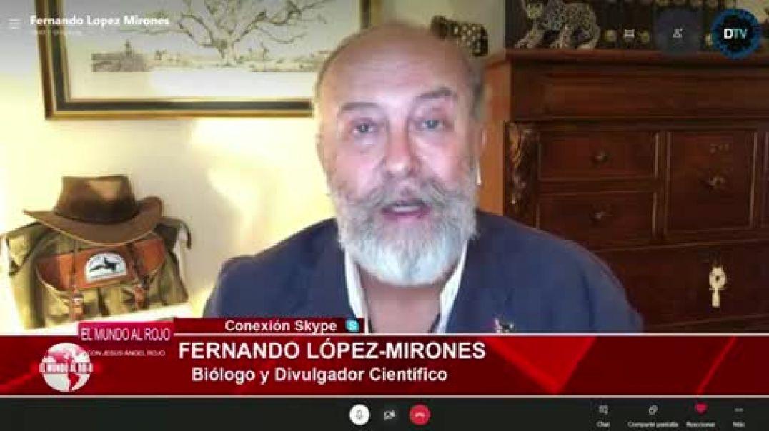 Excelente explicación del Dr. Fernando López-Mirones. Biólogo y divulgador científico.