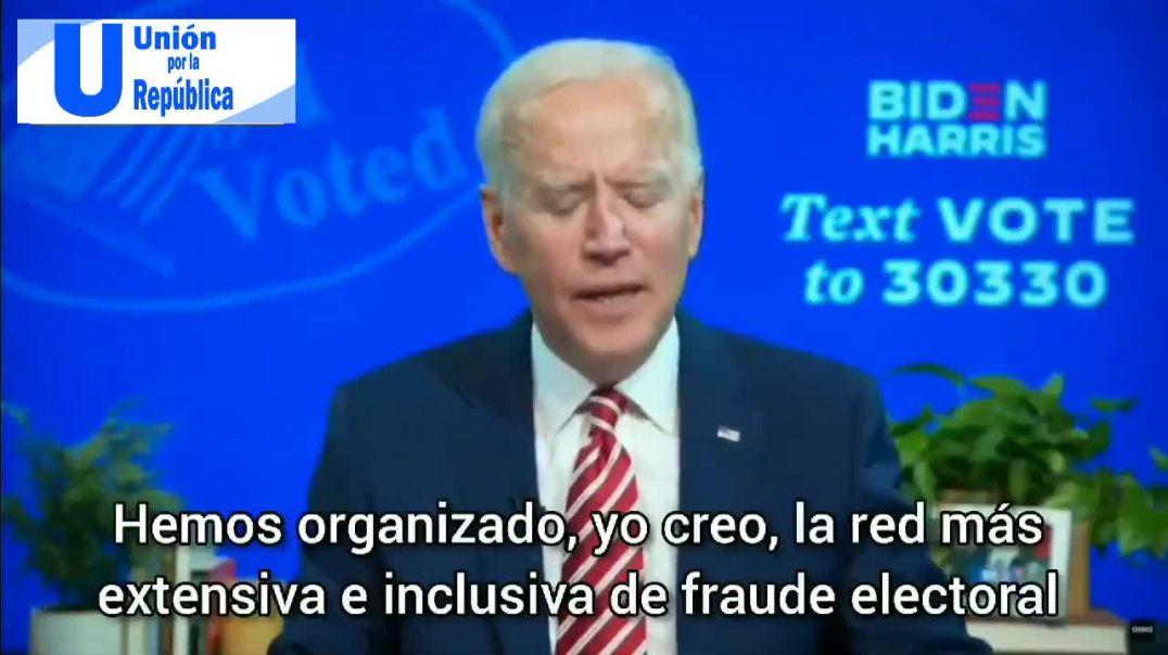 Biden, el descaro confirma su poder, hasta ahora