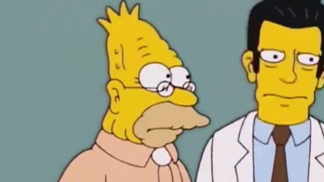 Los Simpson - médicos por la verdad