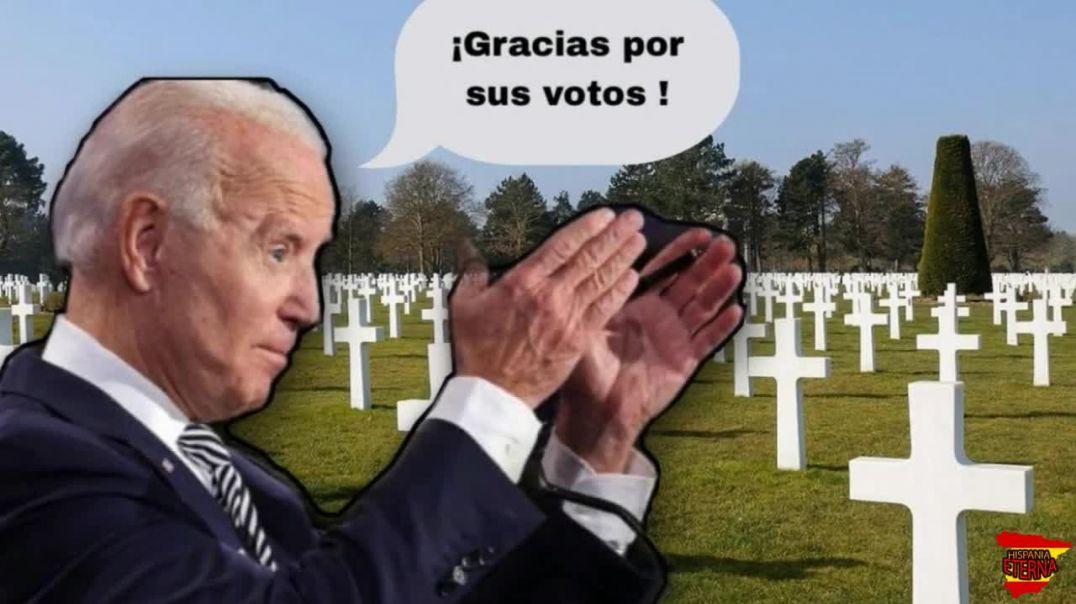 ¡Los MUERTOS también VOTAN en las elecciones americanas! - Hispania Eterna