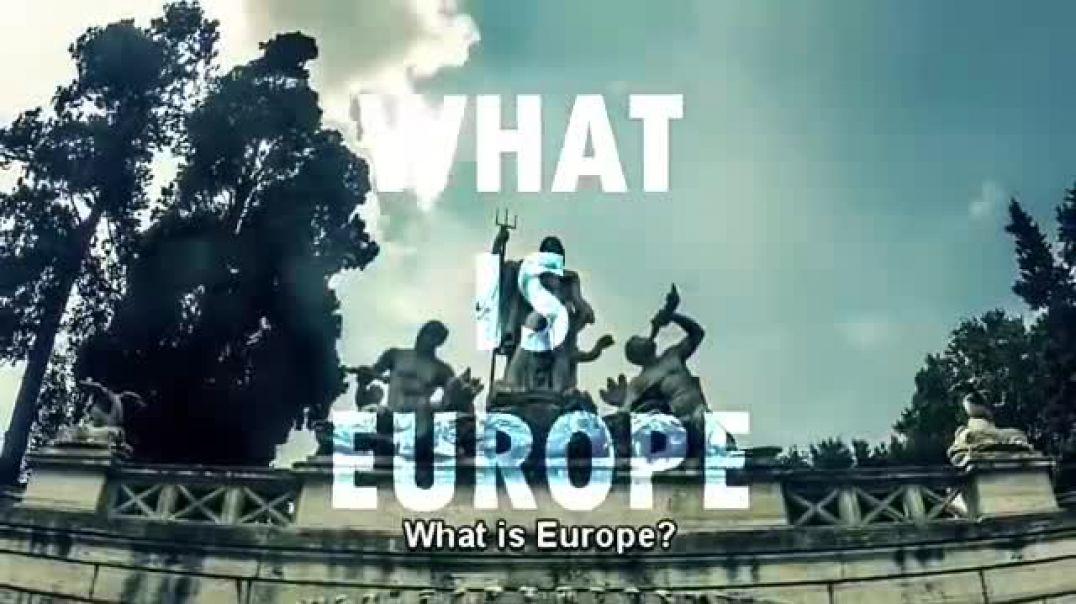 El FÜHRER; QUE ES EUROPA ?