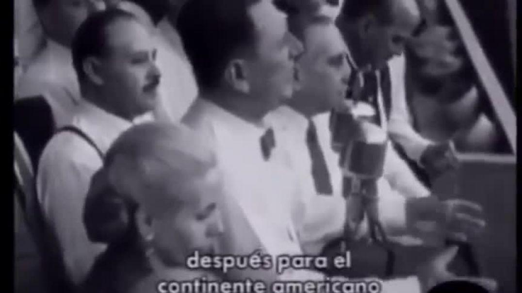 Juan Domingo Perón - Nacional Socialista