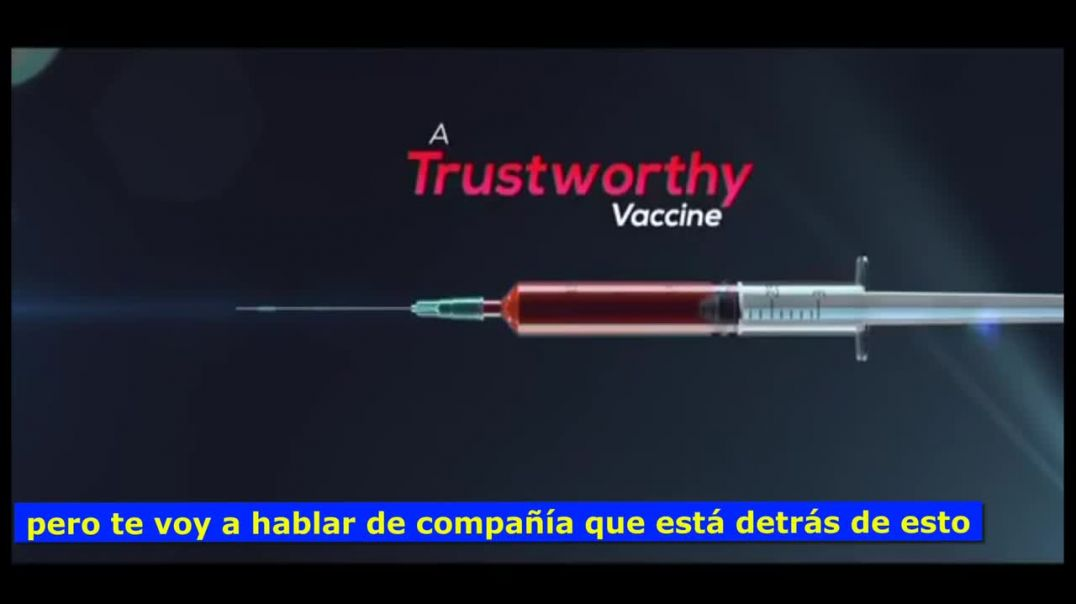 El video de la vacuna Pfizer