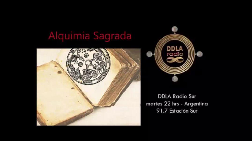 DDLA Radio Sur 3 x 17 - Alquimia Sagrada