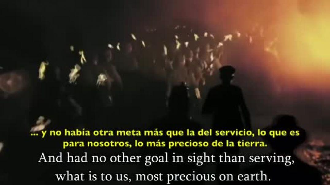 Solo en nosotros está la RESURRECCIÓN DE LA HUMANIDAD