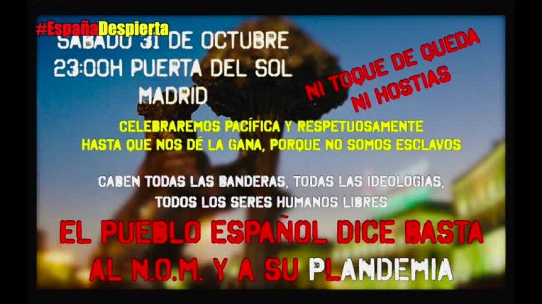 crónica del 31 O Madrid _ violencia, infiltrados, policías cómplices