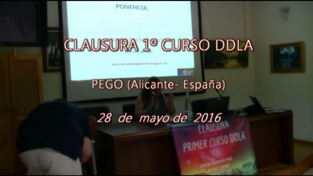 Clausura1º curso DDLA
