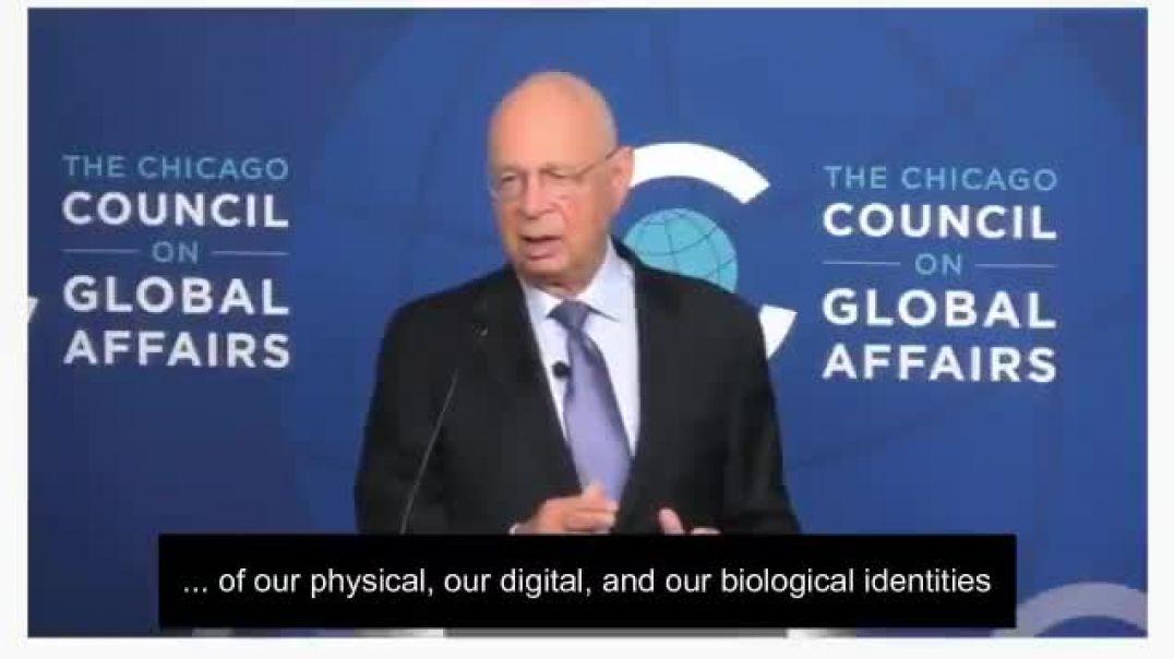 Klaus SCHWAB, director del Foro Económico Mundial y su Agenda 2030