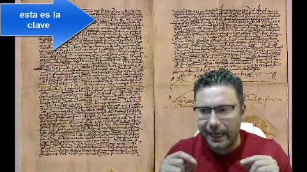 La maldición Hispánica por el decreto negro Sionista de 1492
