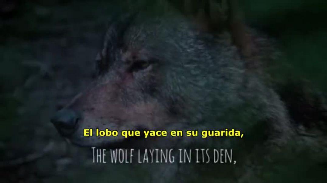 Rodeate de Lobos que aullan y cuervos que graznan