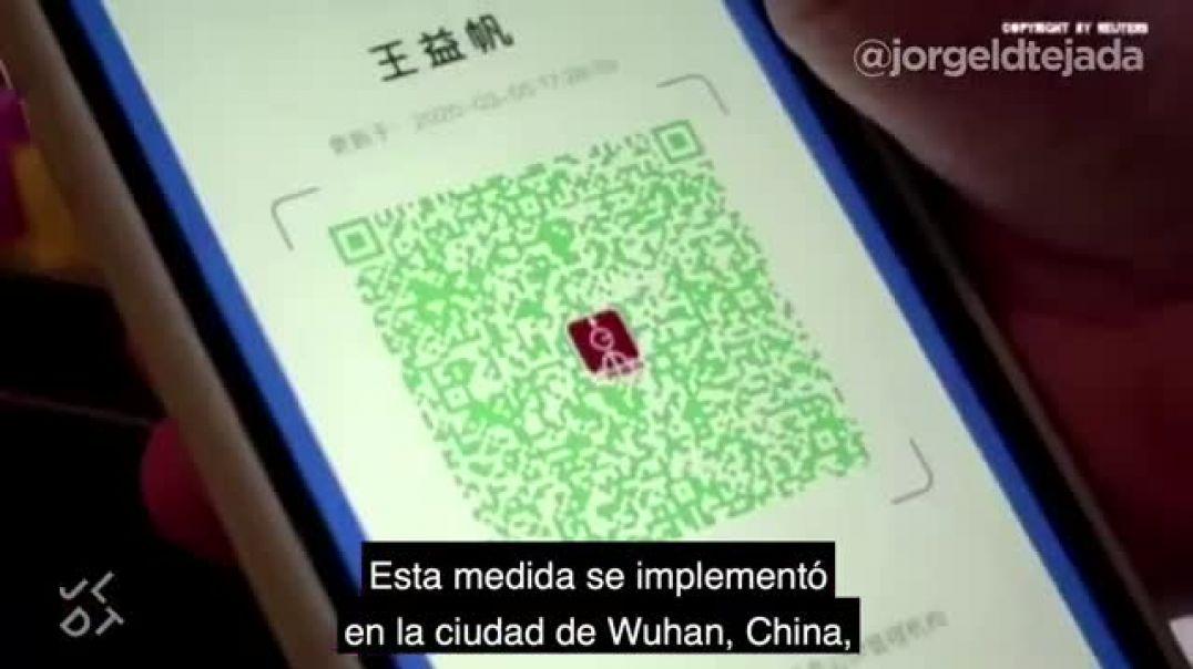 IMPORTANTE, una aplicación con codigo QR