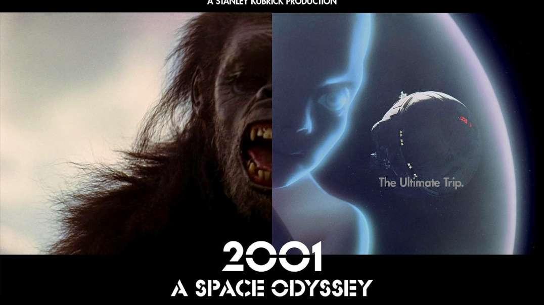 Película ¨2001 Una odisea en el espacio¨ .1968 (Castellano). PARTE 2º