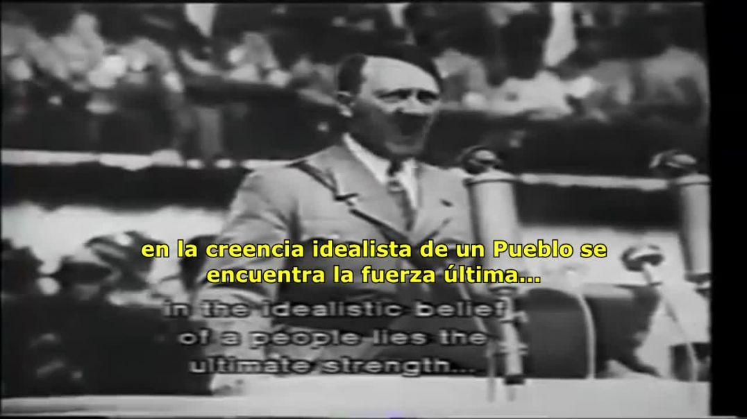 """Adolf_Hitler  """"3 años de Lucha por la Libertad"""""""