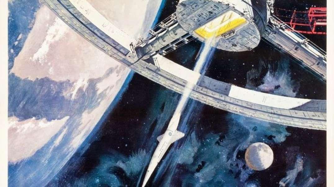 Película ¨2001 Una odisea en el espacio¨ .1968 (Castellano). PARTE 1º