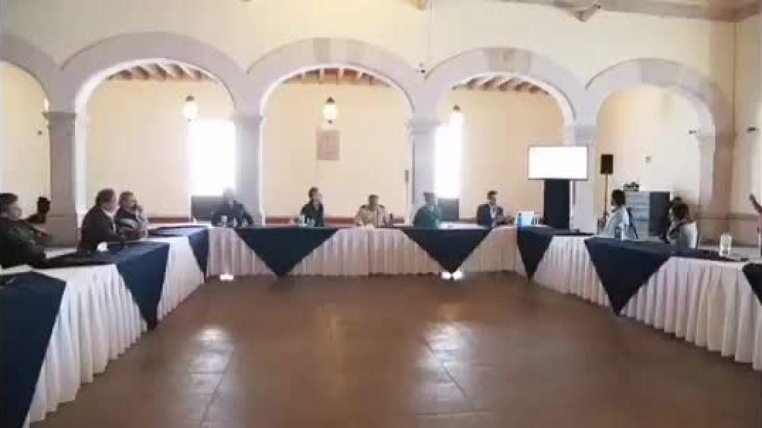 PONENCIA DE VICEPRESIDENTE DE COMUSAV MEXICO SOBRE EL DIOXIDO DE CLORO (ClO2)