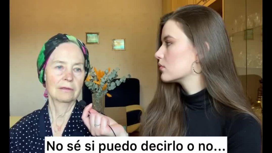 Testimonio de una anciana Rusa