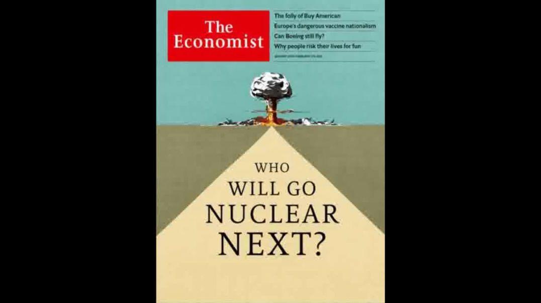 The Economist Reitera el Próximo Ataque Nuclear