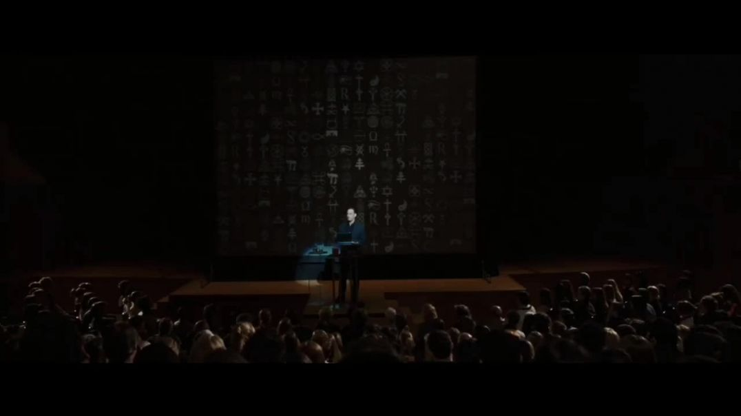 Los Símbolos (Estracto de la película el código da vinci)