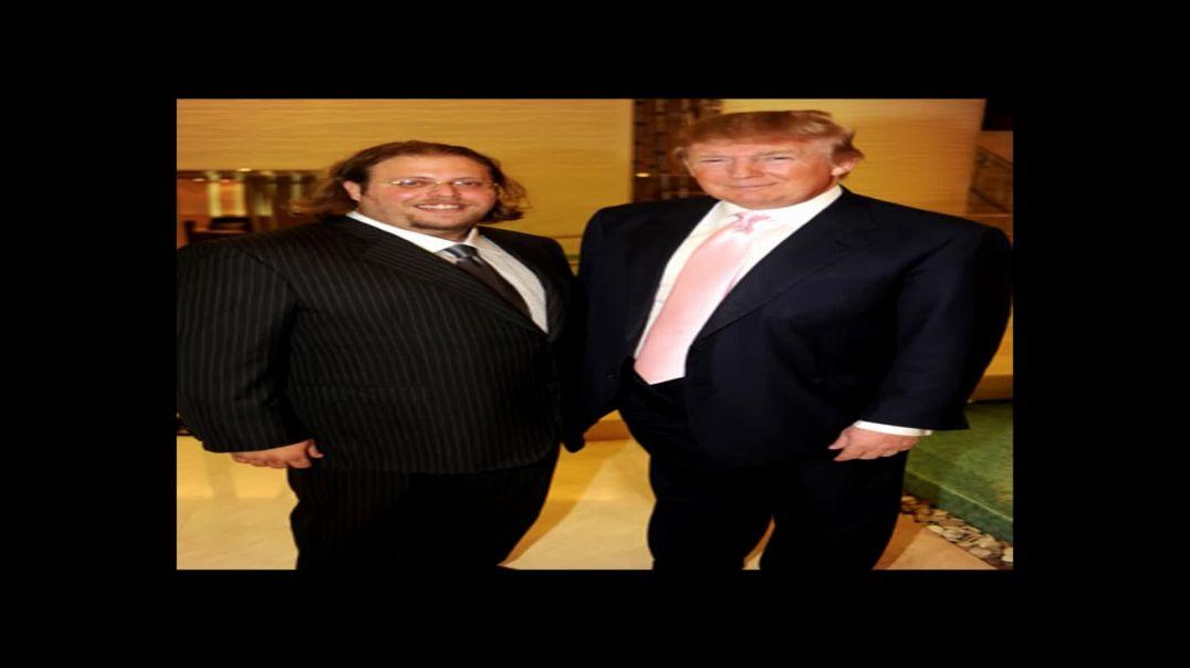 "Donald Trump, alias ""Supermarrano"""