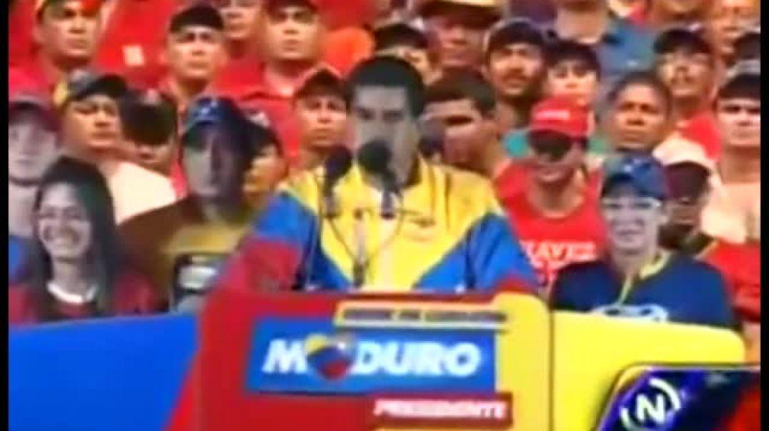 Nicolas Maduro Judio Sefardita/Sionista.