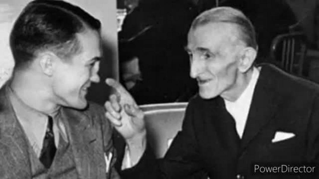 Entrevista de Nikola Tesla, Prohibida durante 116 años, hará volar tu mente