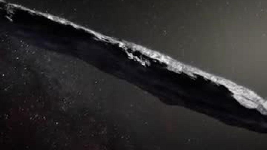 """El asteroide Oumuamua es """"tecnología alienígena avanzada"""", insiste el principal astrónomo"""