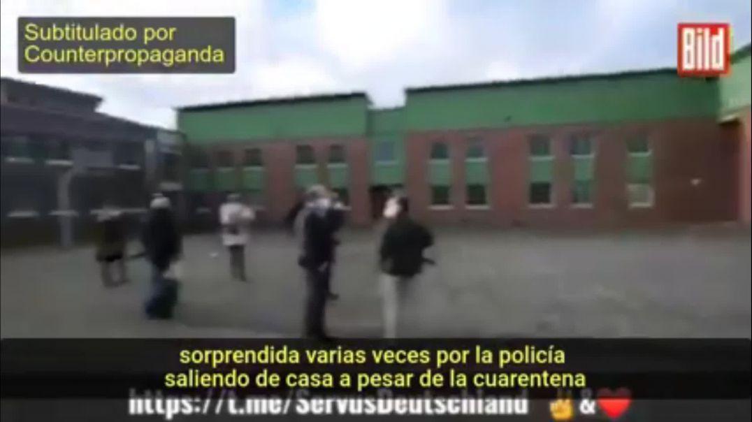 Campos de Concentración en España y Alemania