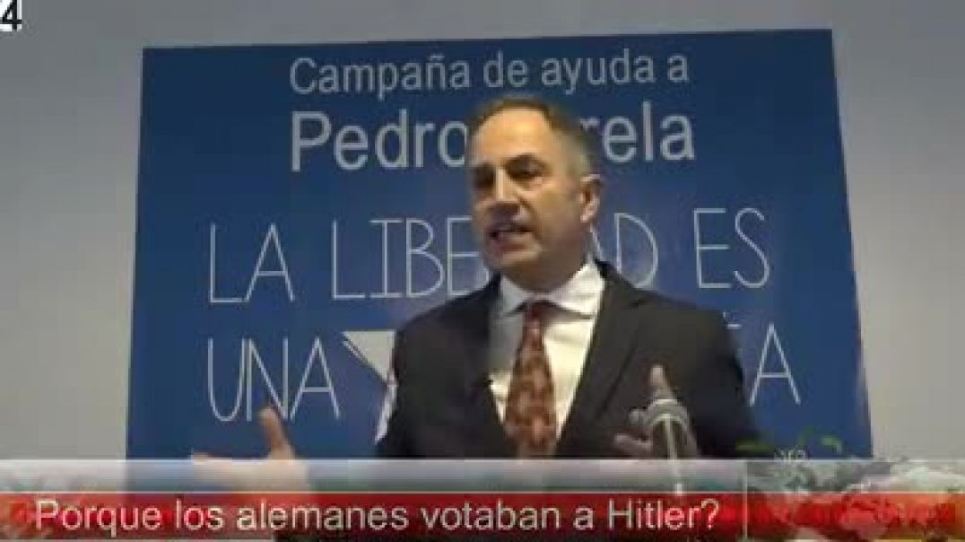 ¿ Por qué los Alemanes , votaron a Hitler?