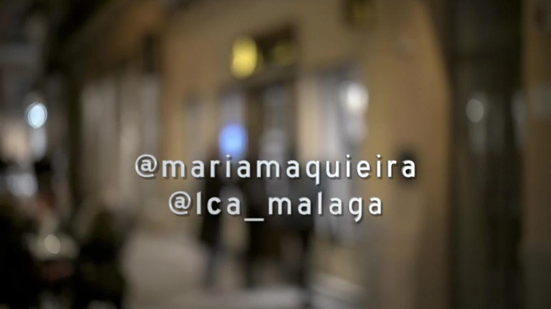 María Maquieira en La Casa Amarilla, Málaga