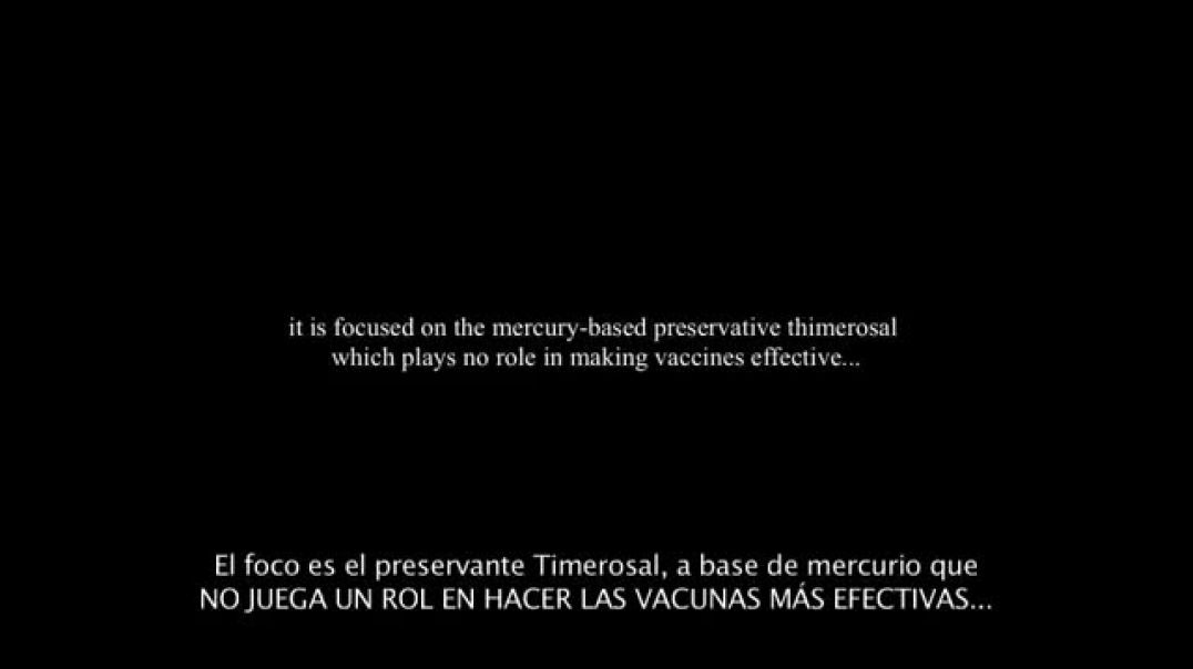 ¿Vacuna? 2 Vaxxed documental prohibido, primera parte