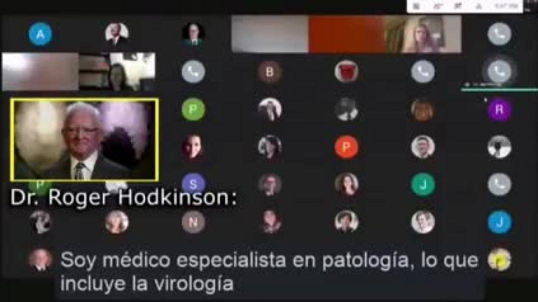 Dr. Roger Hodkinson,el patologo más prestigioso de canada.