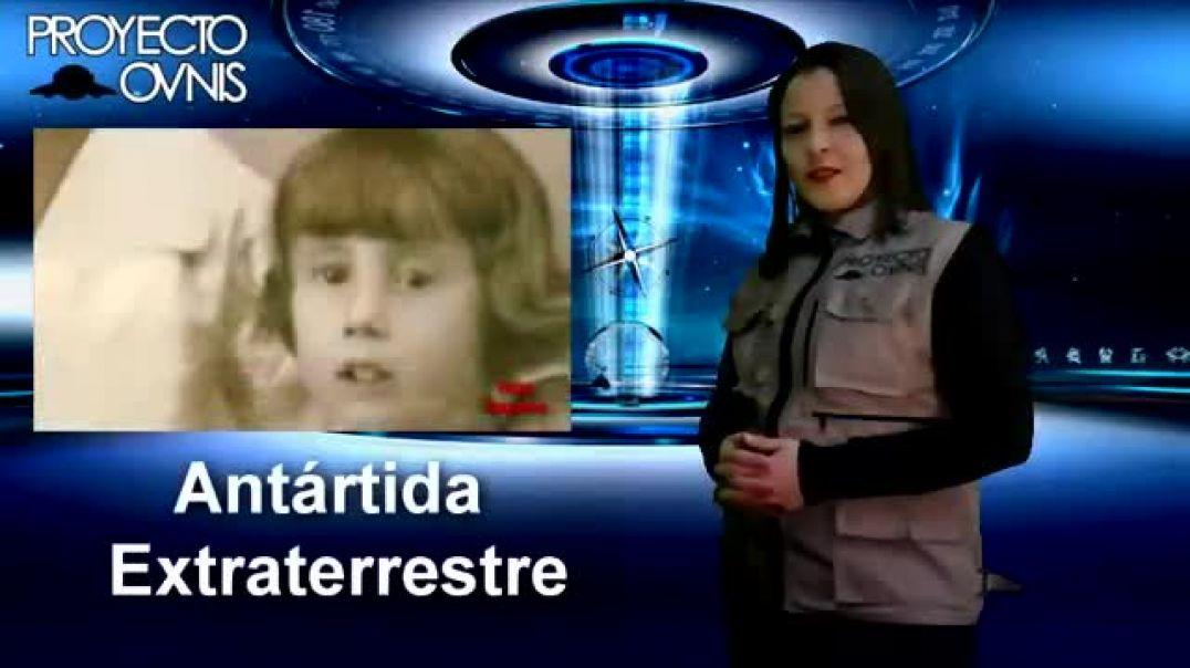 ANTÁRTIDA EXTRATERRESTRE - VOCERA DE AGARTHA