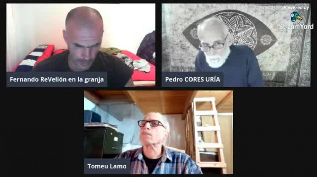 Bartomeu Payera Fernando y Pedro Cores (Proyecto TOMÁS) IMPORTANTE RADIOFRECUENCIAS