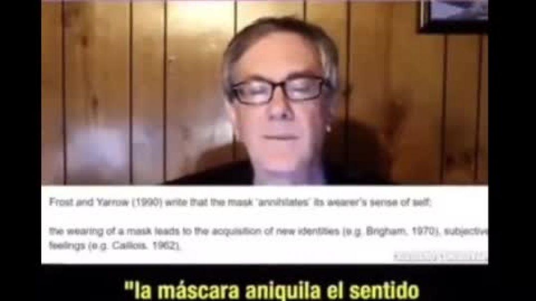 MASCARILLAS O SUMISIÓN ADQUIRIDA