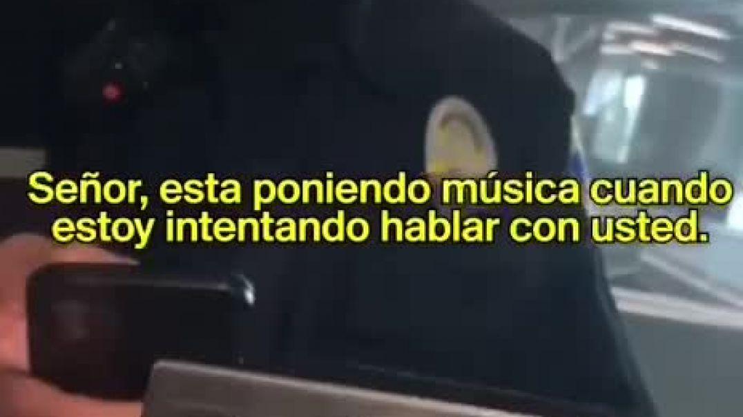 ATENCION!! La policia utiliza © de canciones para que las grabaciones se corten!