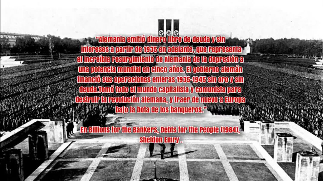Discurso de Hitler sobre el patrón trabajo