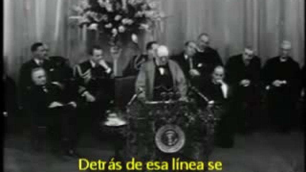 Winston Churchill (discurso del telón de acero)