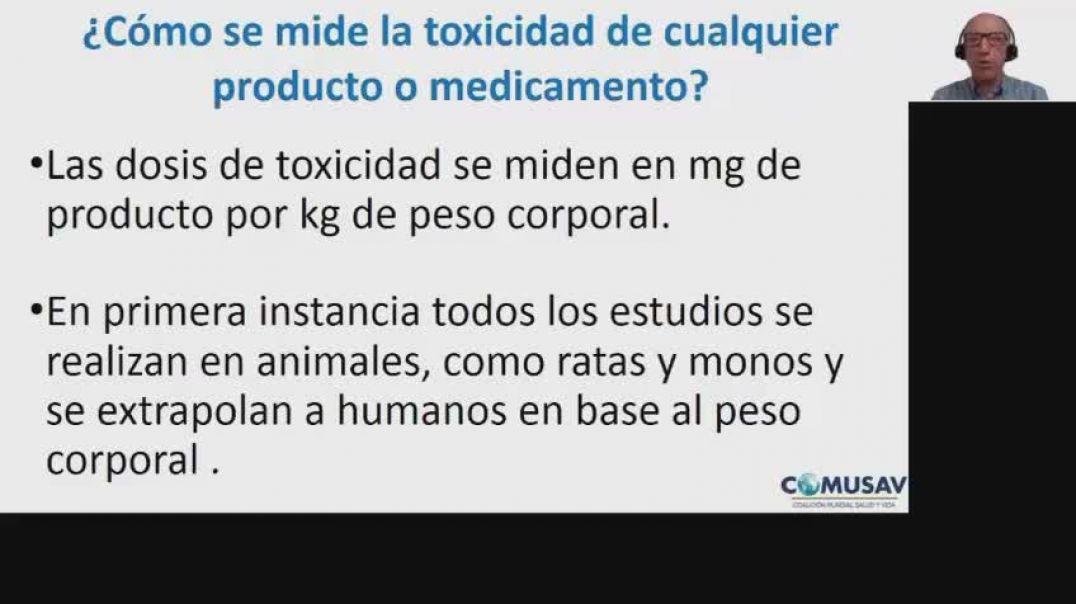 Sobre el Dióxido de Cloro. - Investigador Nivel 3 del Sistema Nacional De Investigadores México.