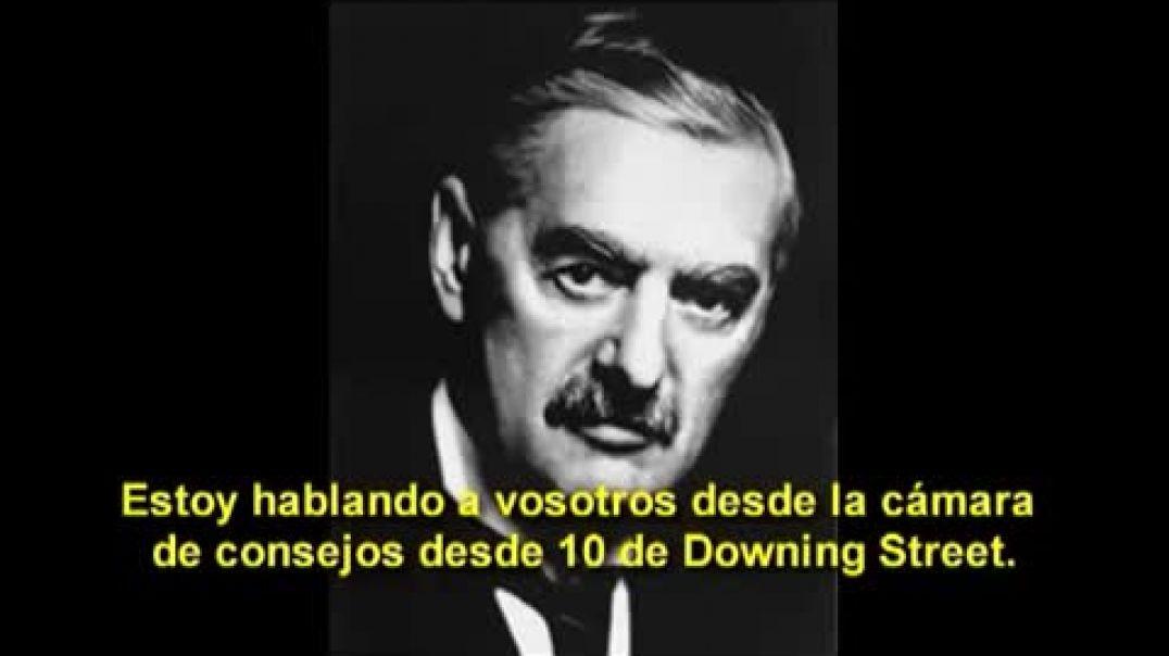 Gran Bretaña declara la guerra a Alemania (1939)