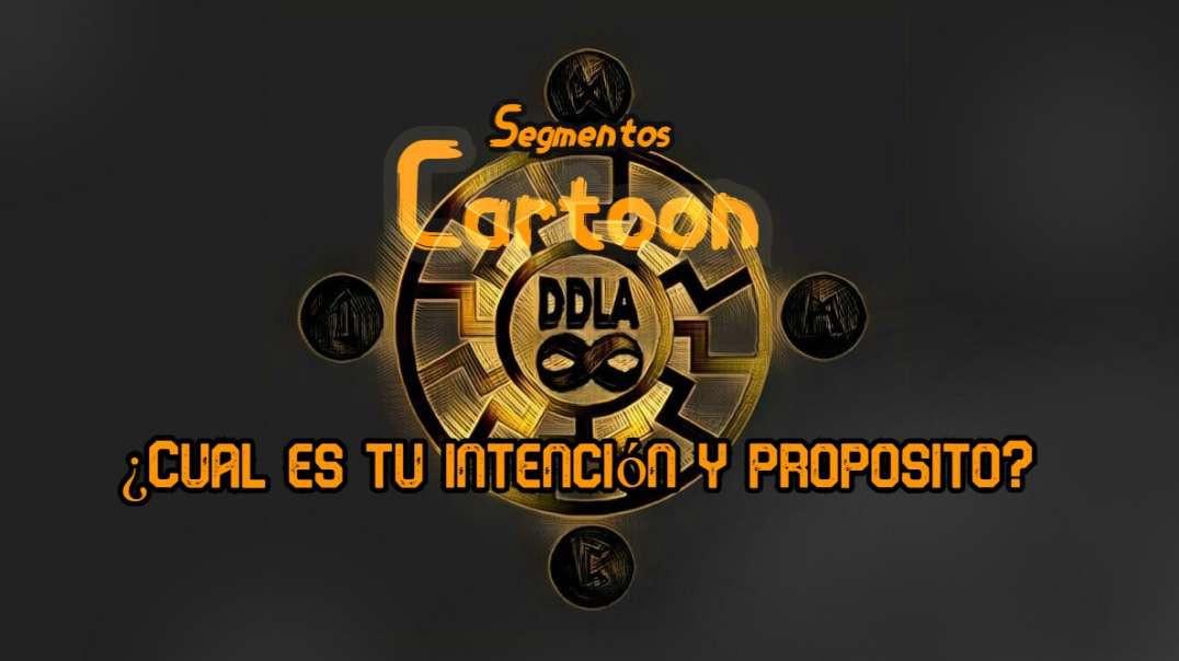 Segmentos cartoon DDLA