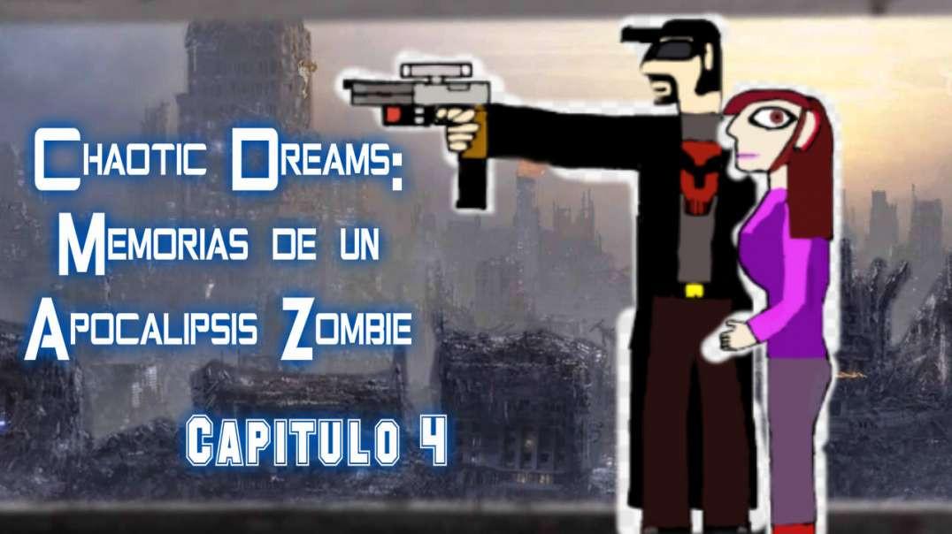 Chaotic Dream: Memorias de un Apocalipsis Zombie, Capitulo 4: Revelaciones