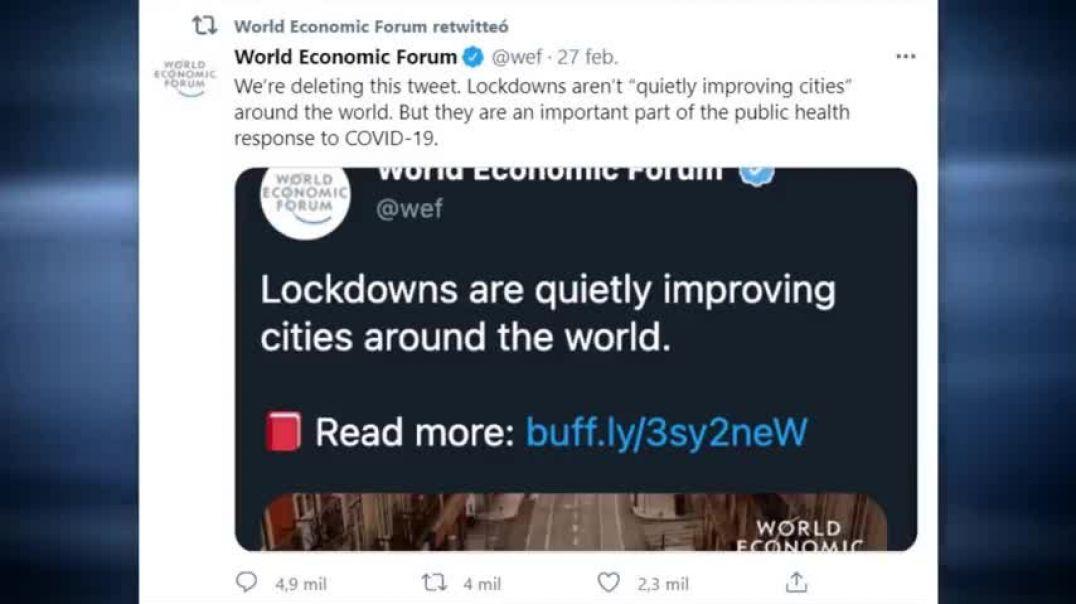 ATENCIÓN: Un aparente ERROR de la ÉLITE revela su PLAN GLOBAL